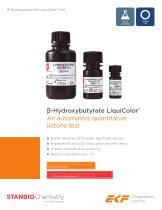 β-Hydroxybutyrate LiquiColor® test