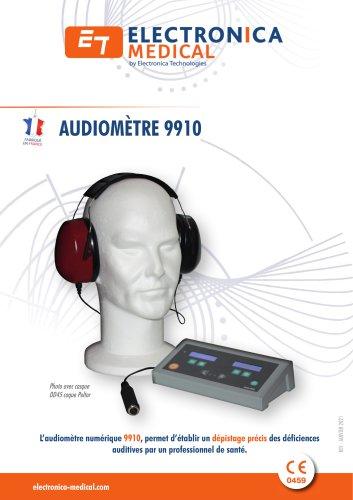 Audiomètre 9910