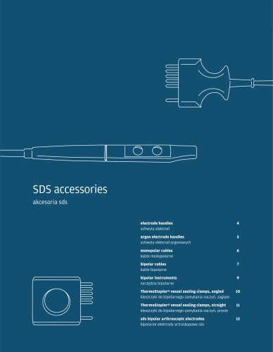 SDS accessories