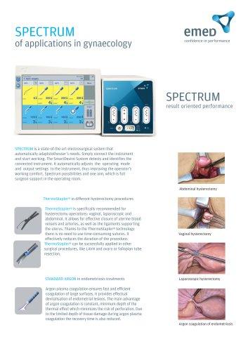 Spectrum - Gynaecology