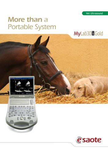 MyLab™30 VET Gold - Brochure