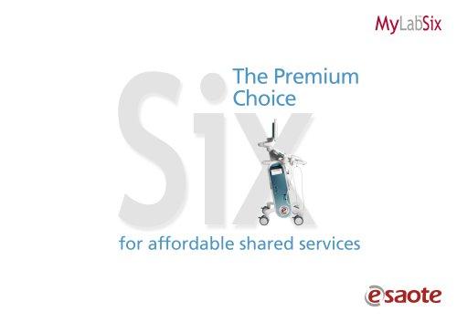 MyLab™Six - Brochure