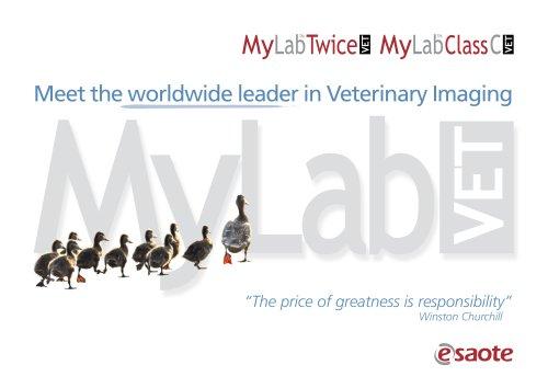 Mylab™Twice VET - Brochure