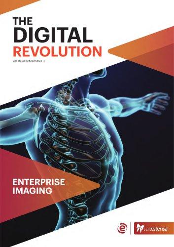 SUITESTENSA RIS PACS/RT/MG, The Digital Revolution - Enterprise Imaging - Brochure