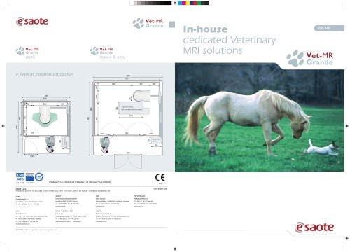 VET-MR Grande - Brochure