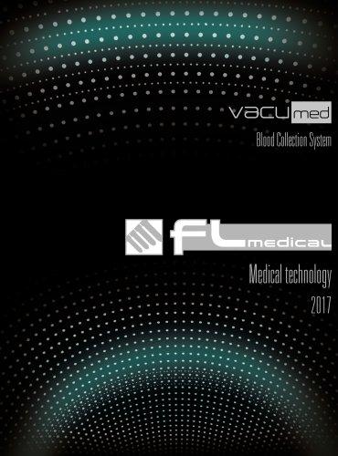 Vacumed® catalogue 2017