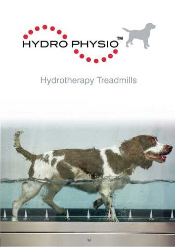 Canine Hydro Physio Brochure