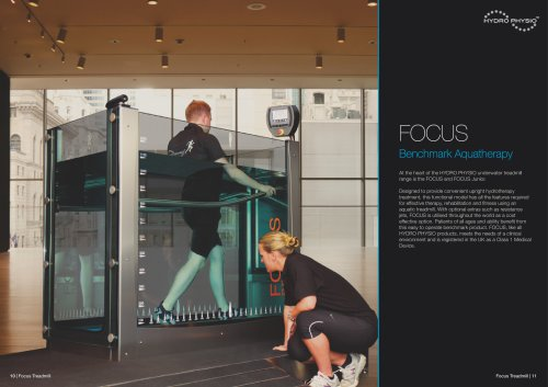 FOCUS Hydrotherapy