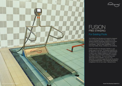 FUSION FREE STANDING