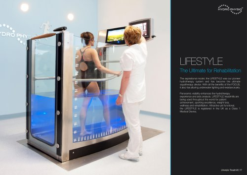 LIFESTYLE The Ultimate for Rehabilitation