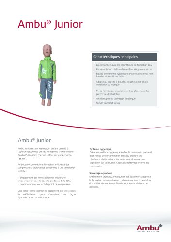 Ambu® Junior