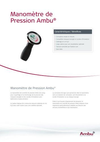 Manomètre de Pression Ambu®