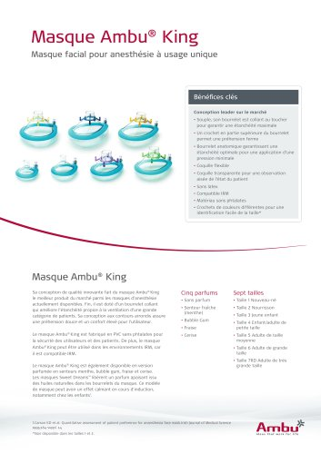 Masque Ambu® King