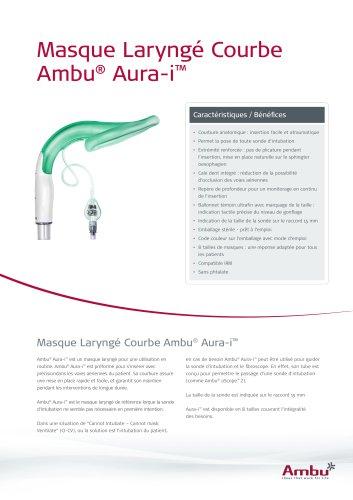 Masque Laryngé Courbe Ambu® Aura-i™