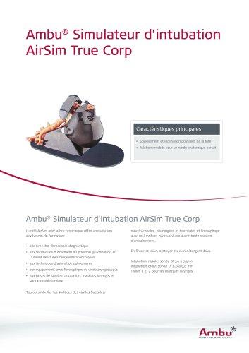 Simulateur+intubation
