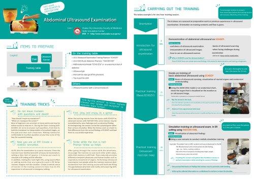 Abdominal Ultrasound Examination