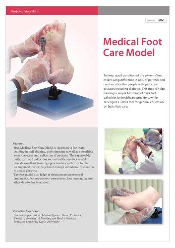 Medical Foot Care Model