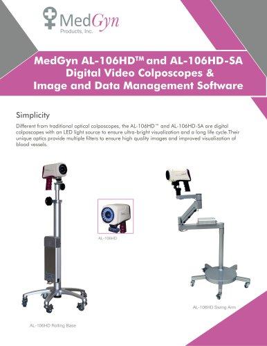MedGyn AL-106 Colposcope
