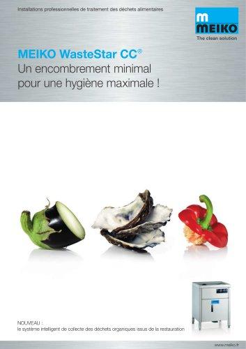 Installations professionnelles de traitement des déchets alimentaires