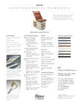 Brochure: 204 Manual Examination Table - 5