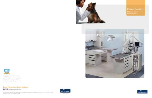 Dental Solutions Midmark Animal Health Products