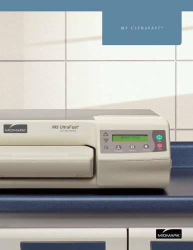 Midmark M3 UltraFast® Automatic Sterilizer