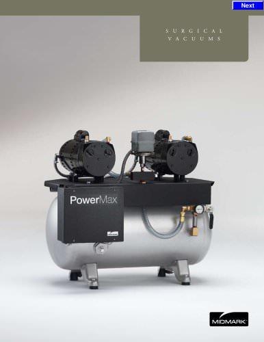 PowerMax Surgical Vacuums
