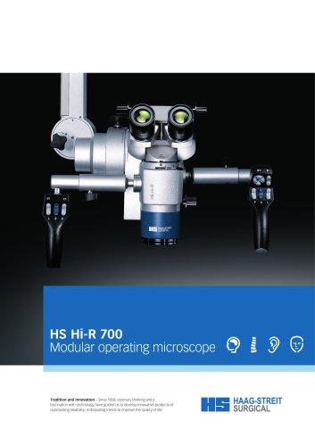 Brochure HS Hi R 700 c