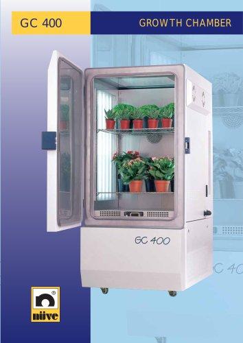 GC 400 Growth Chamber