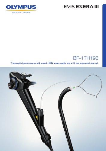 EVIS EXERA III BF-1TH190 product brochure