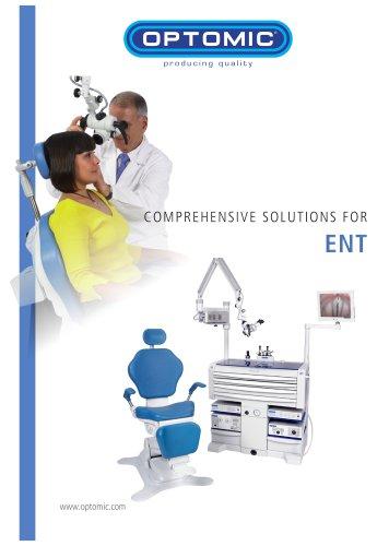 ENT Comprehensive Solutions