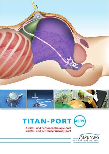 TITAN-PORT AS/PT
