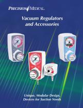 Vacuum Regulator and Accessories Brochure