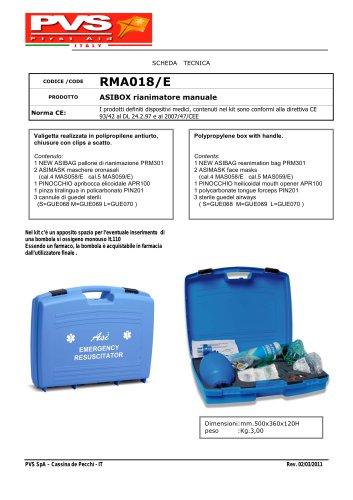 ASIBOX RMA018/e