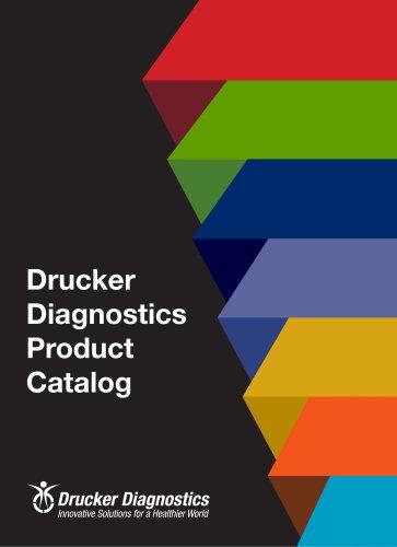 Drucker Diagnostics Product Catalog