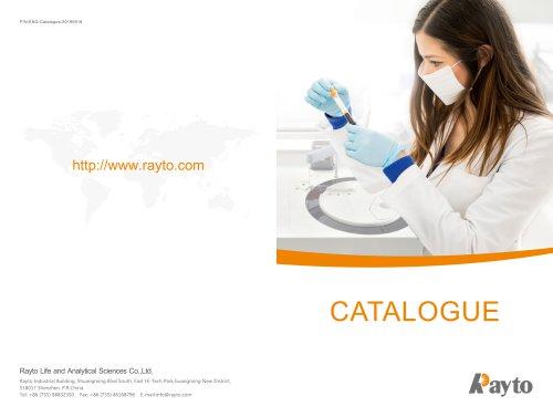 Catalogue Rayto 2021