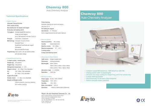Chemray 800