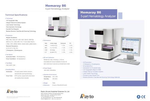 Hemaray 86