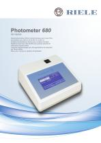 Photometer 680 FILTER WHEEL