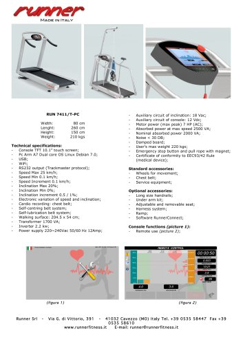 RUN 7411/T-PC