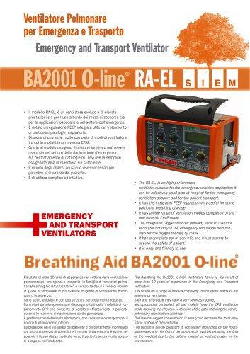 BA2001 RA-EL OL