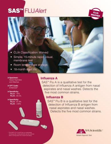 FluAlert A&B Product Sheet
