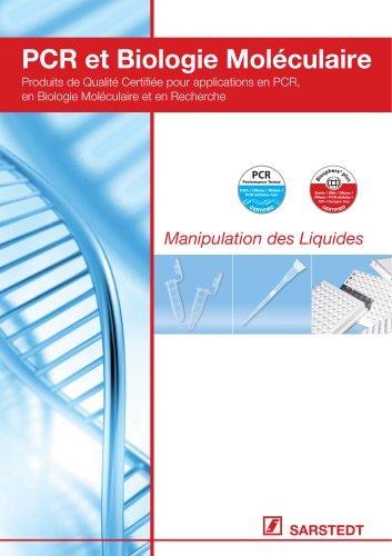 PCR et Biologie Moléculaire
