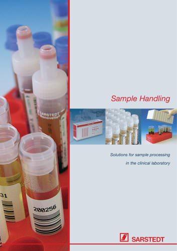 Sample Handling