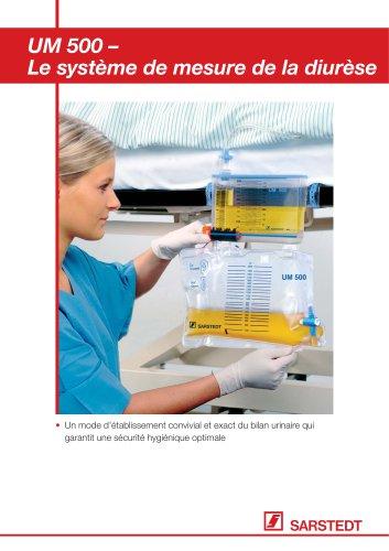 UM 500 - The Urine Measuring System