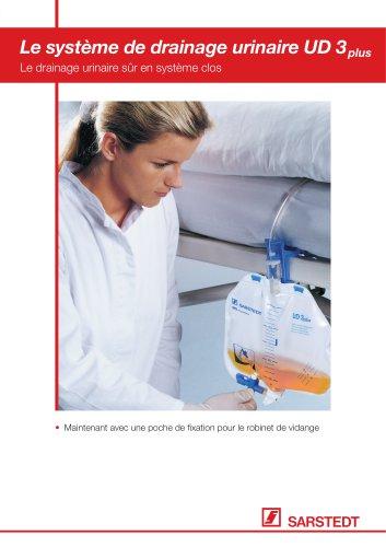 Urindrainage-System UD 3 plus