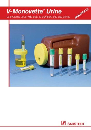 V-Monovette urine