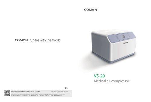 Medical compressor VS-20