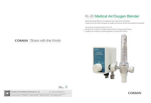 Medical gas blender KL-20