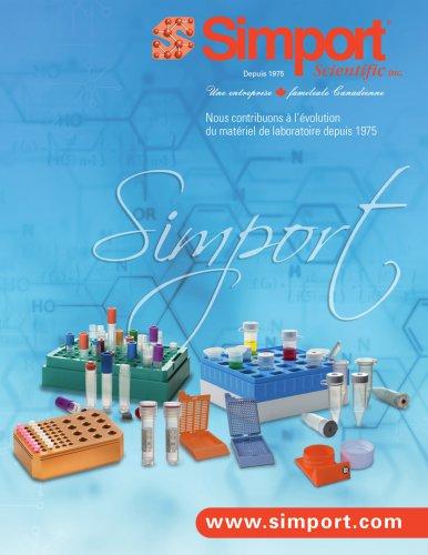 Catalogue Simport